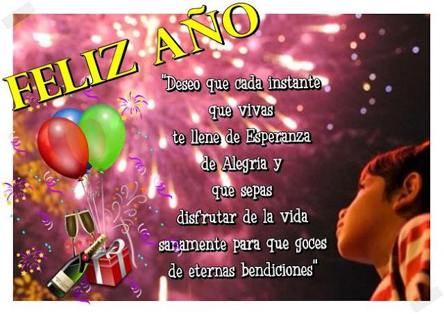 Feliz Año Nuevo Facebook Fotos WhatsApp fotos