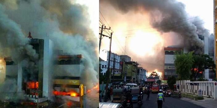 Foto-Foto Medan Plaza Centre Dahulu Dan Sekarang