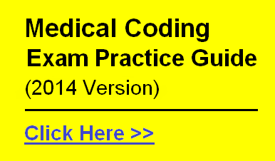 2014 medical coding practice exam