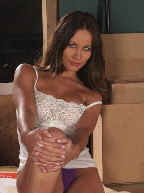 Adult Model Kyla Cole