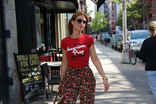 greenwich village pics, fashion and cookies, hippy look
