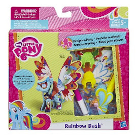 MLP Wave 5 Wings Kit Rainbow Dash Hasbro POP Pony