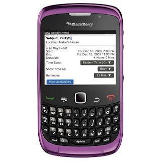 BlackBerry Smartfren 9330