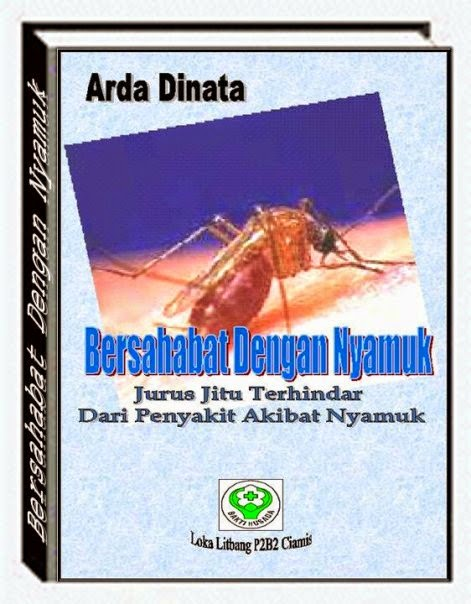 Pengendalian Nyamuk Penyebab DBD