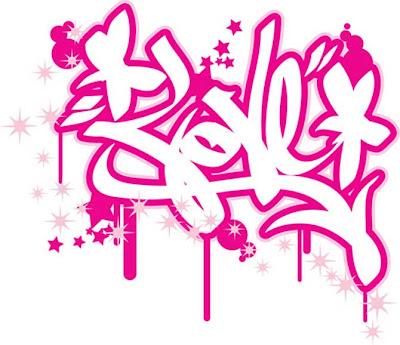 Gips: Vicio Love Graffiti Design by Versatilegfx