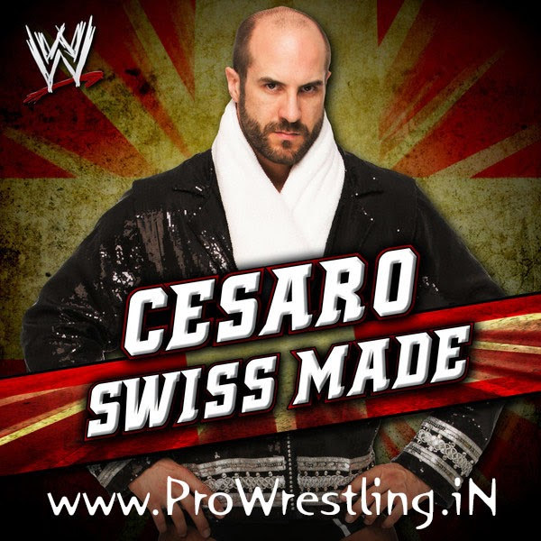 "Music » Download Antonio Cesaro's Official Theme Song ""Swiss Made"" By ""CFO$"" Free mp3"