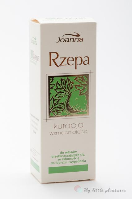 Joanna Rzepa - Kuracja wzmacniająca