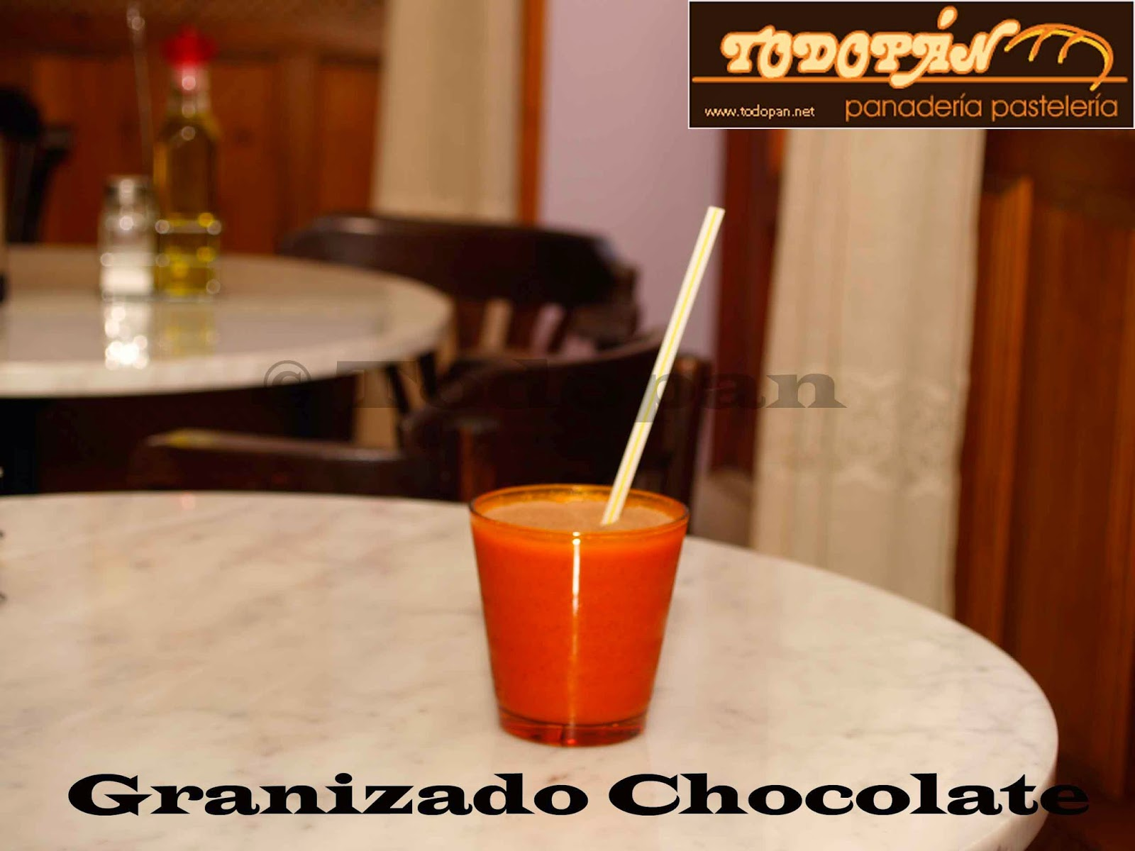 Granizado de Chocolate