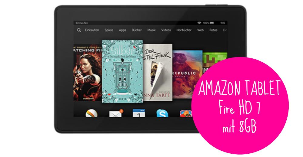 Amazon Tablet im Test