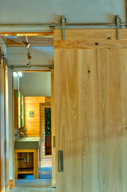 interior home design sliding door