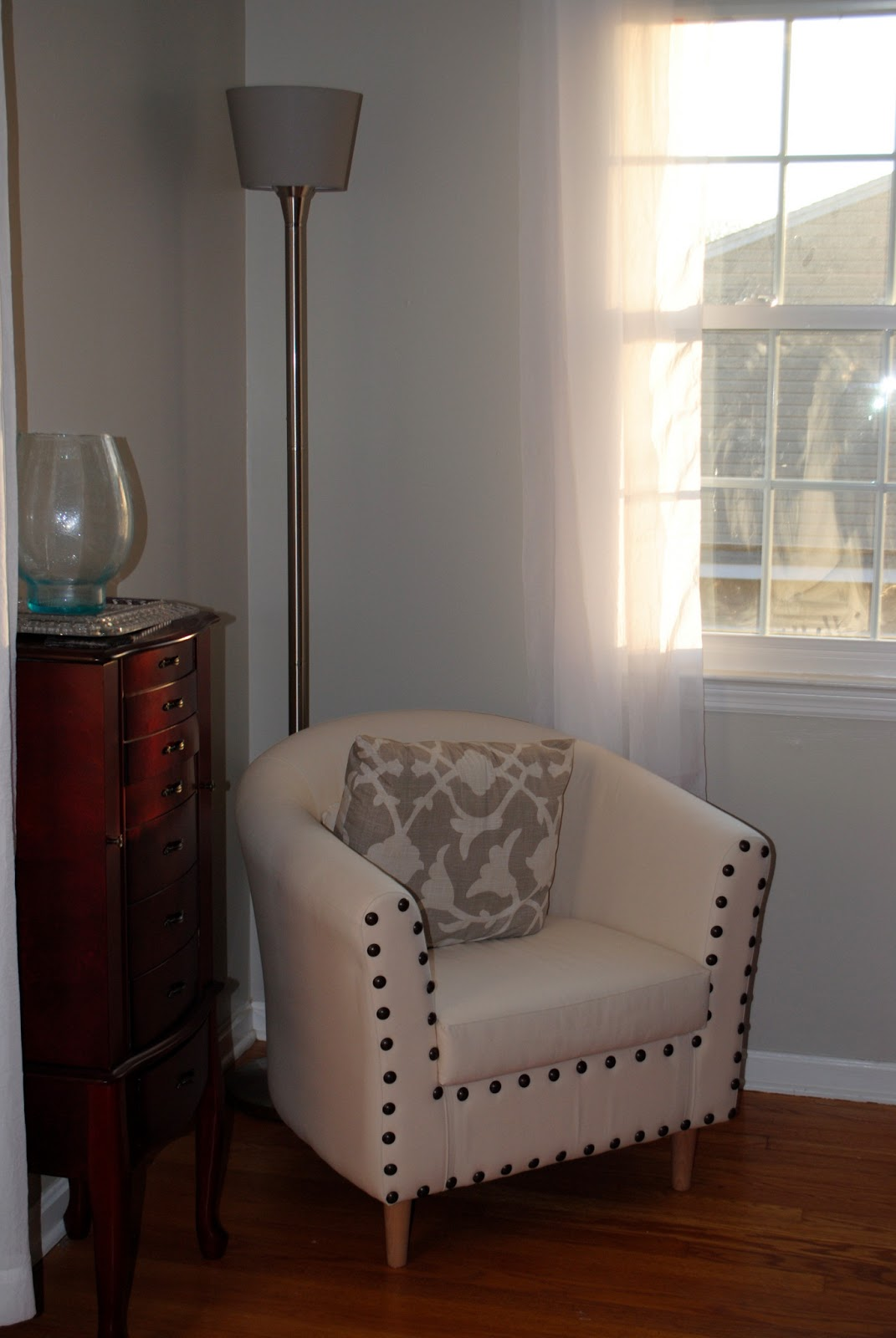 New Mamas Corner Master Bedroom Makeover REVEAL From