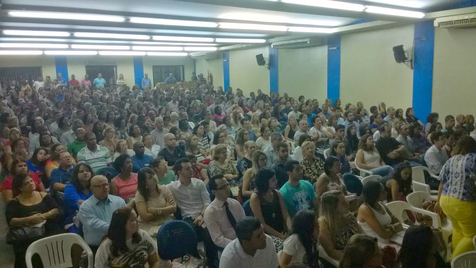 Culto do Amigo.