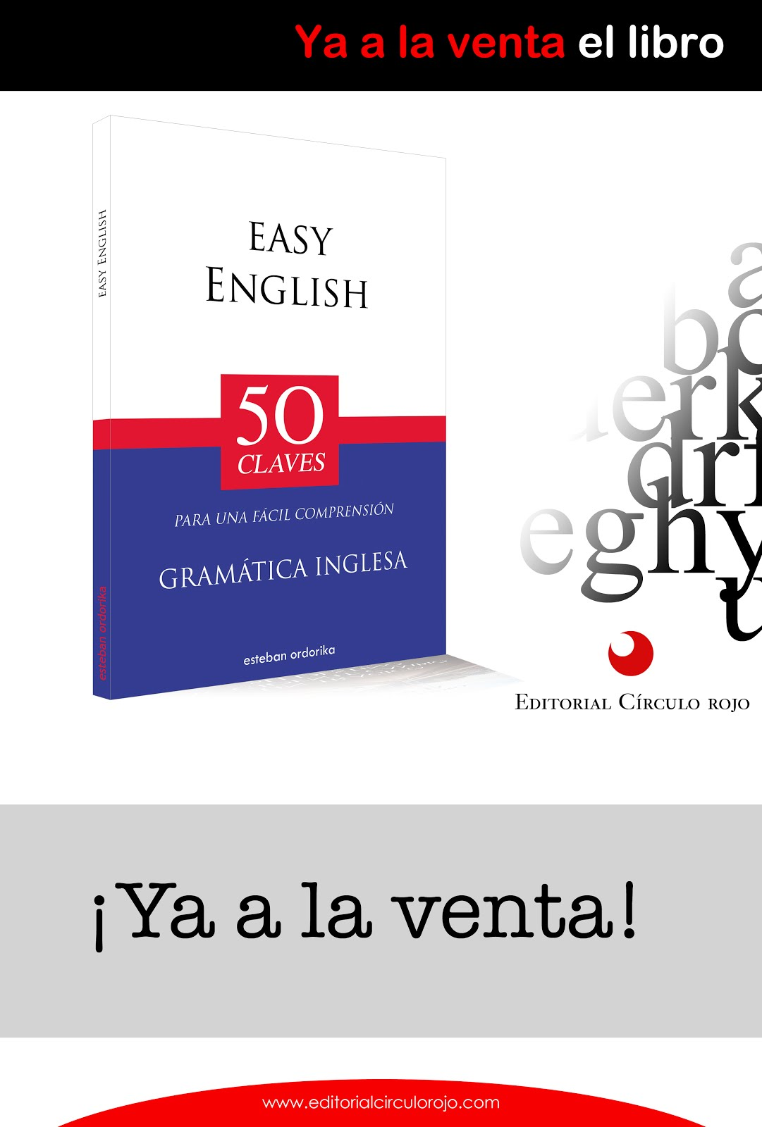 """Easy ENGLISH - 50 claves - GRAMÁTICA"""