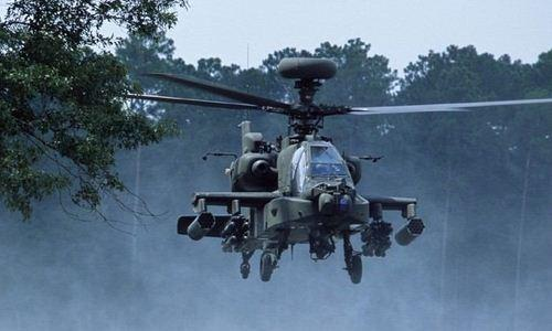 Apache AH-64E Block III