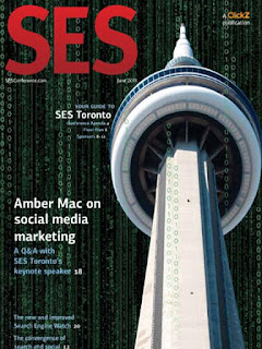 SES Search Engine Strategy Toronto, guide a clickz publication, screenshot by sipgroup.org