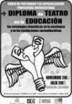 Postgrado de Teatro en la Educación