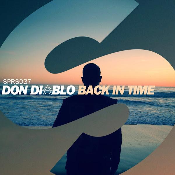 Don Diablo - Back in Time - Single Cover