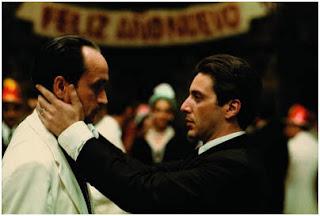 Al Pacino en El Padrino