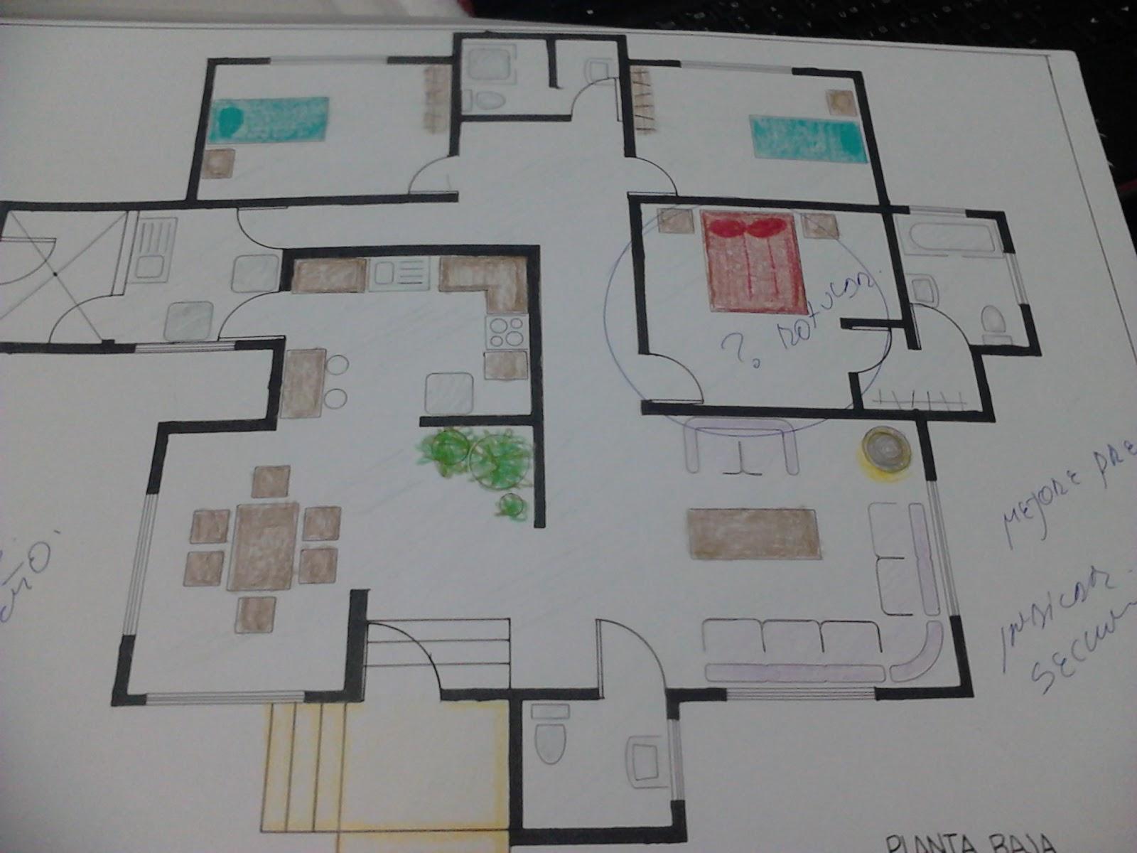 Arquitectura for Que es una planta arquitectonica