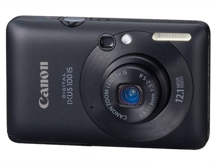 Canon IXUS 100 IS Manual Guide Pdf