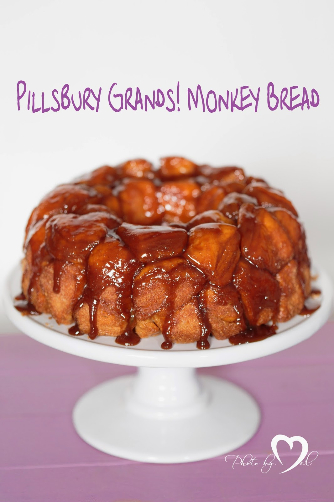 Cafe Chocolada: Pillsbury Grands! Monkey Bread