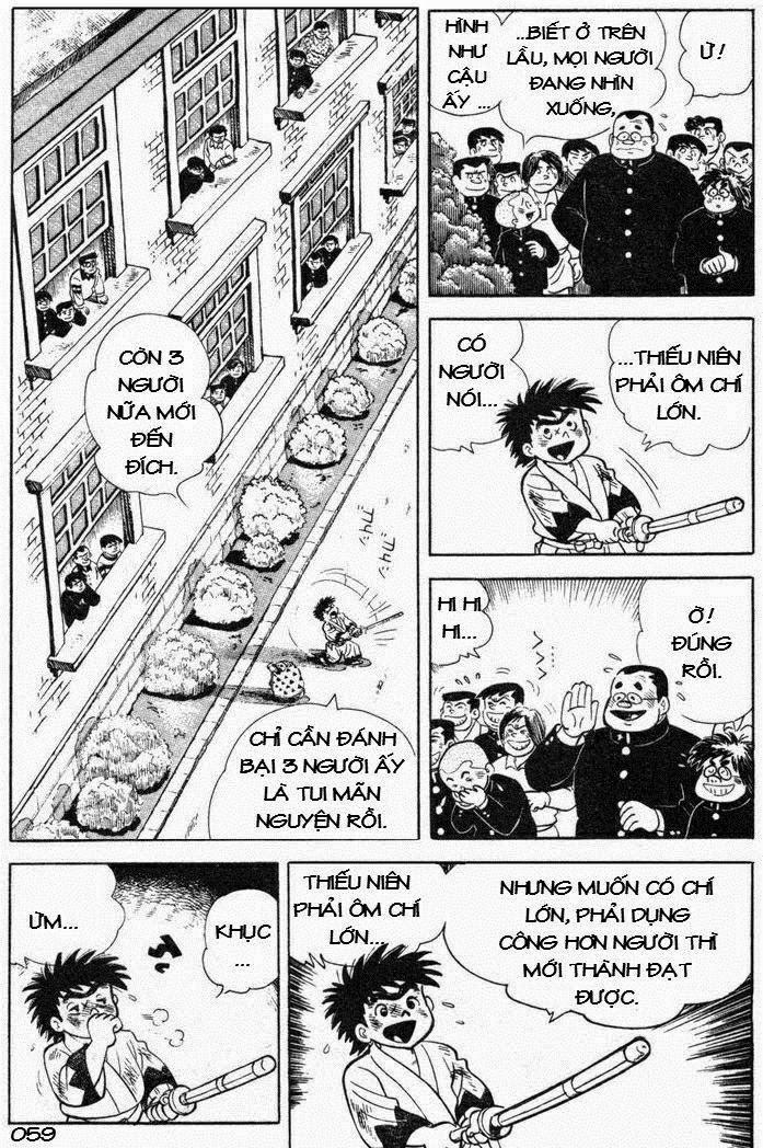 Siêu quậy Teppi chap 90 - Trang 14