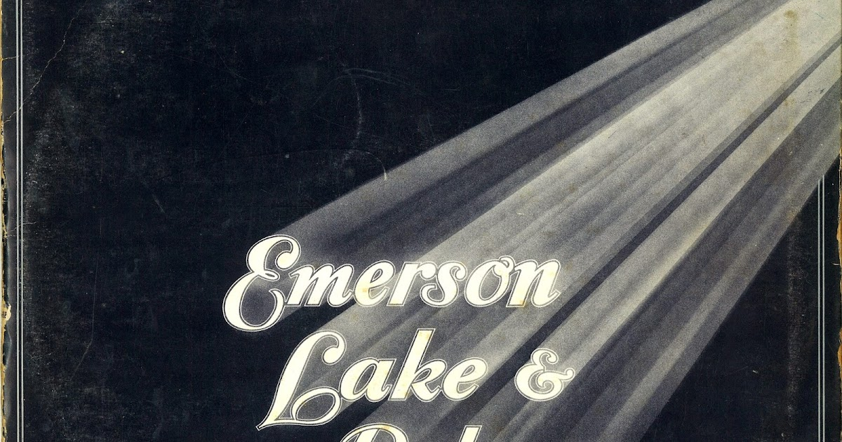 Emerson Lake & Palmer - All I Want Is You / Tiger In A Spotlight