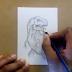Jurrassic World T-Rex : Dessin Animé 3D