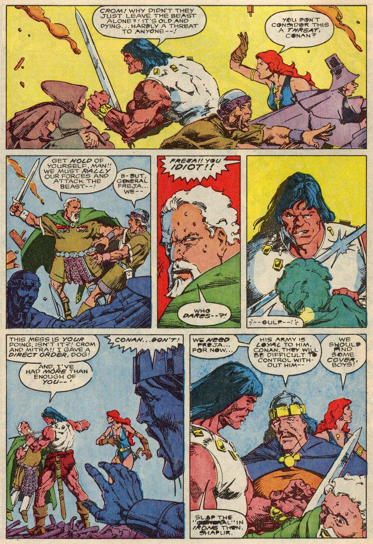 Conan the Barbarian (1970) Issue #197 #209 - English 4
