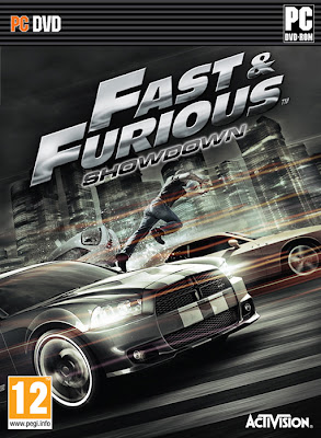 Fast & Furious: Showdown (2013) PC Cover