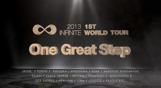 infinite one great step world tour stops screencap