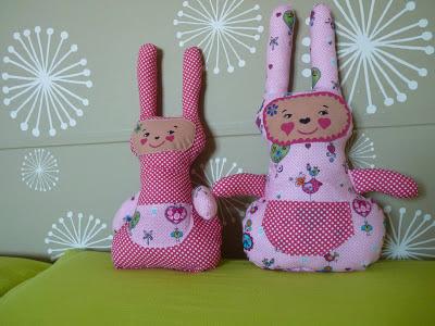 sonajeros para bebes hechos a mano