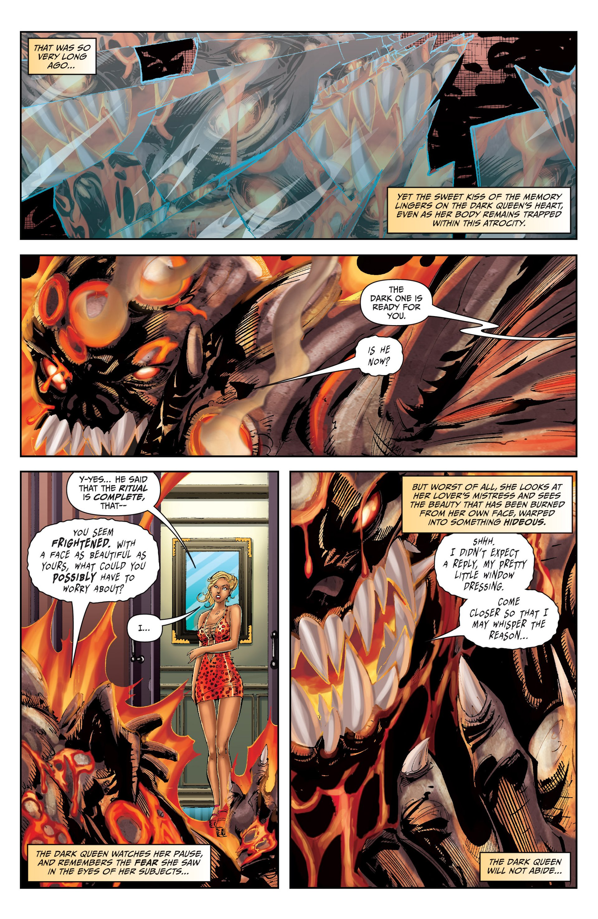 Grimm Fairy Tales (2005) Issue #88 #91 - English 16