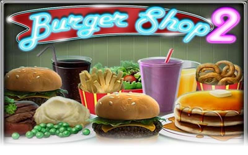 burger shop 2 online game