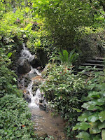 Waterfall - Tropical Spice Garden, Penang