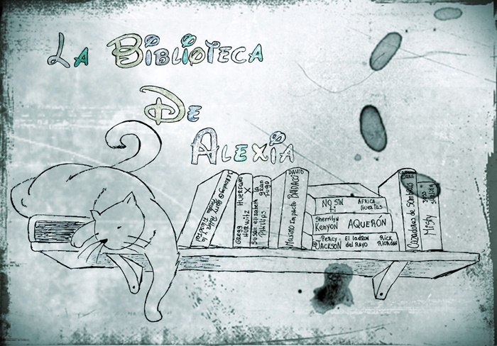 La Biblioteca De Alexia