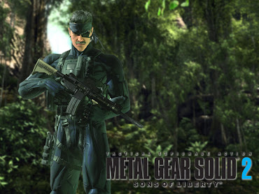 #12 Metal Gear Solid Wallpaper