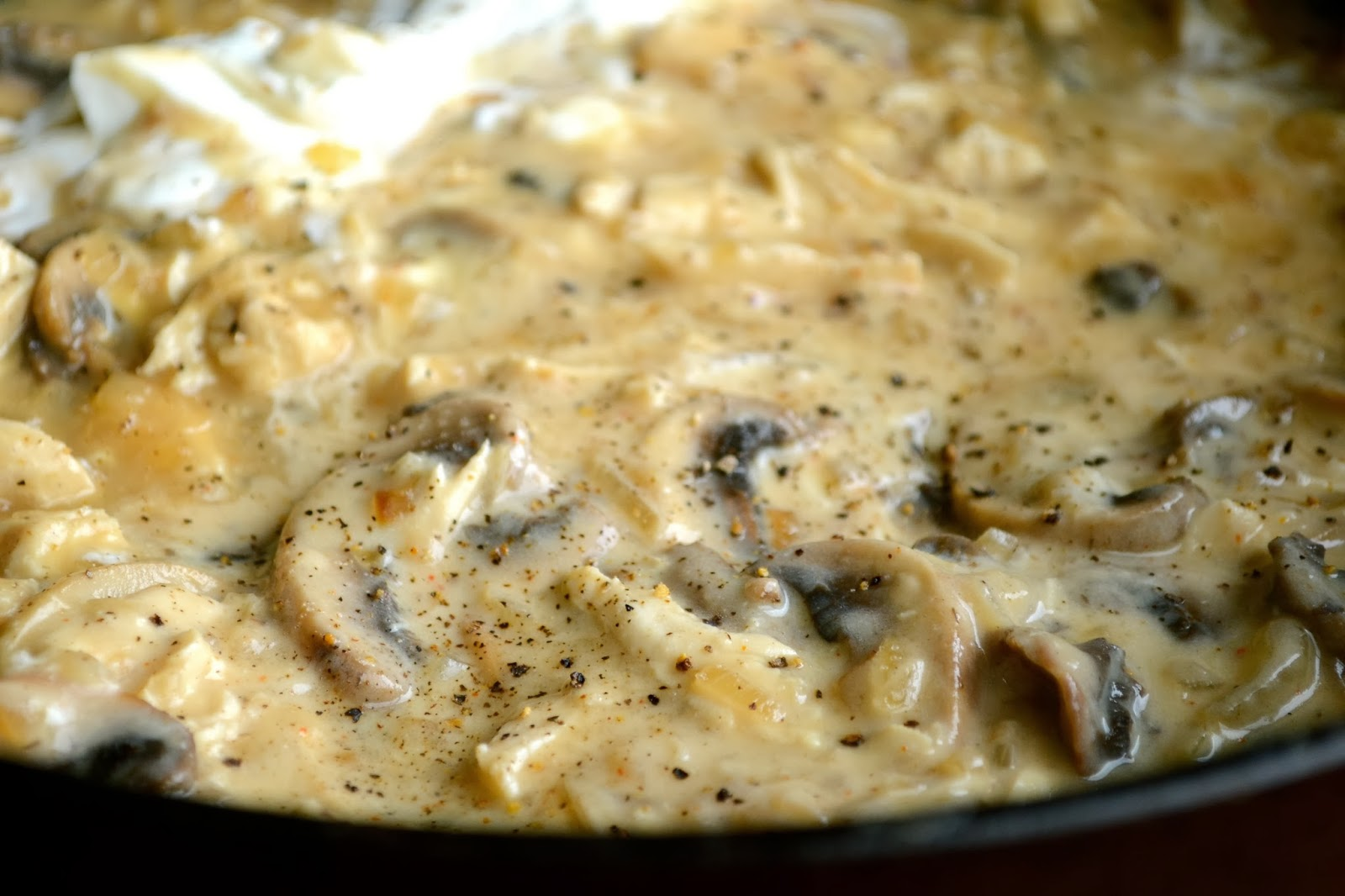 Lawyer Loves Lunch: Not Hamburger Helper's Chicken Stroganoff
