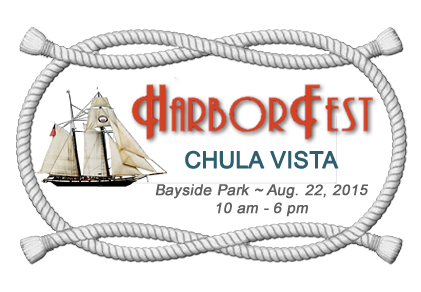 Don't Miss Chula Vista HarborFest on August 22!!!