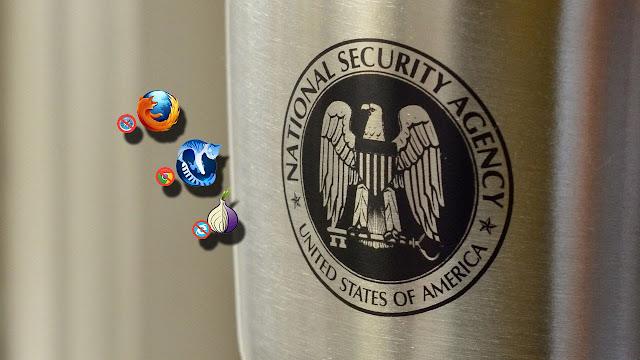 Badan Intelijen AS dan Inggris Pecahkan Sandi Situs Internet