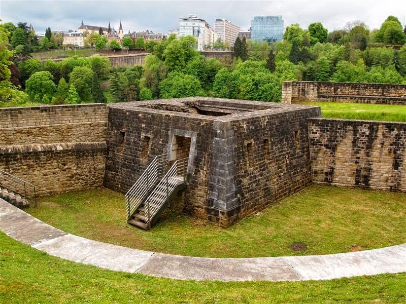 Fortificación de Luxemburgo