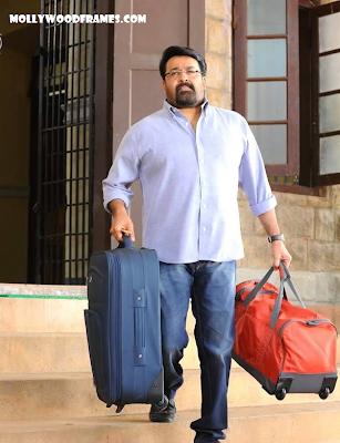 Mohanlal in 'Geethanjali' Malayalam movie.
