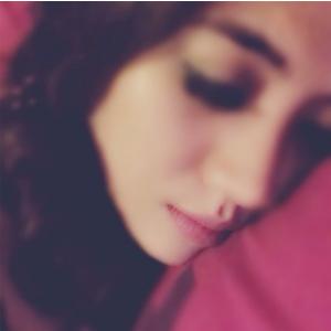 Foto Tidur Mayang Naomi