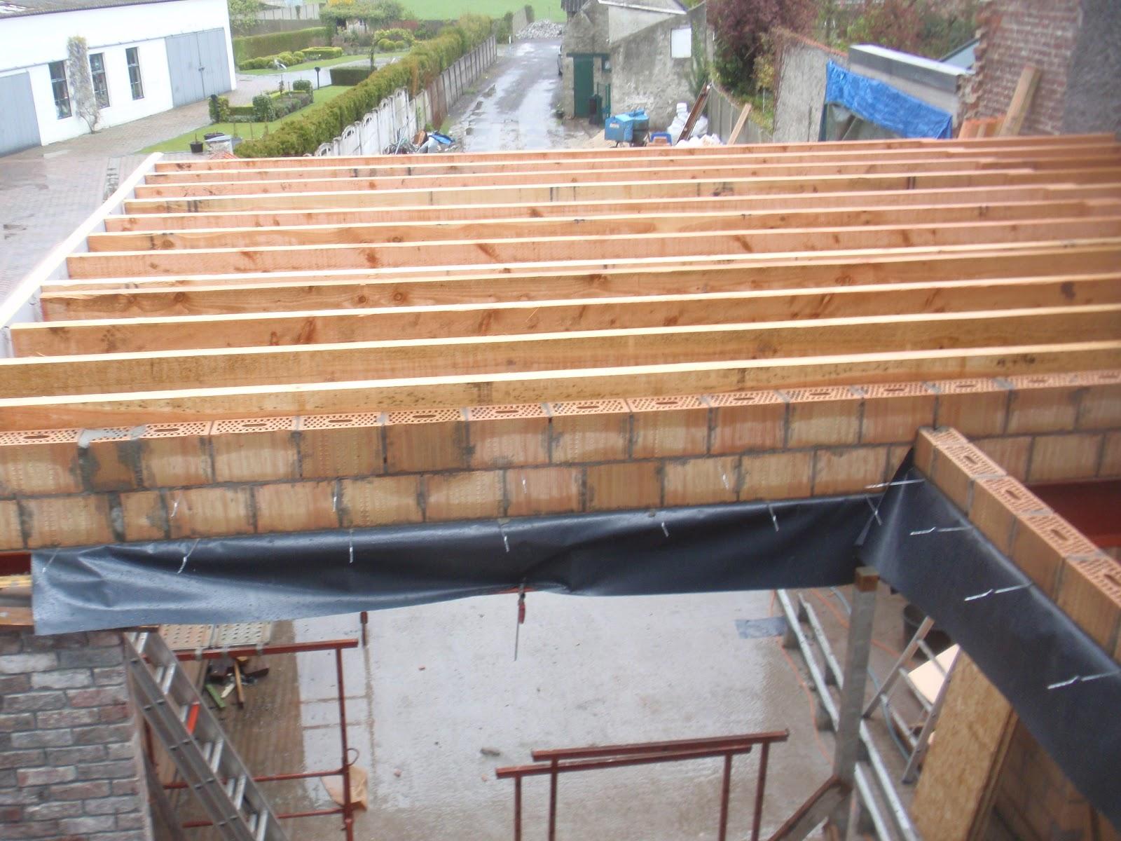 Verbouwing: plat dak