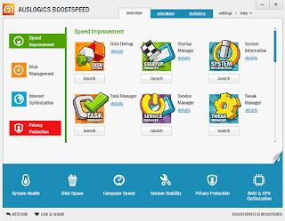 Download AusLogics BoostSpeed v6.1.0.0 + Serial Key - Download102.us