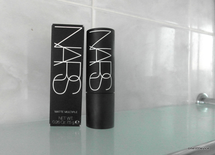 one little vice beauty blog: Nars matte multiple altai