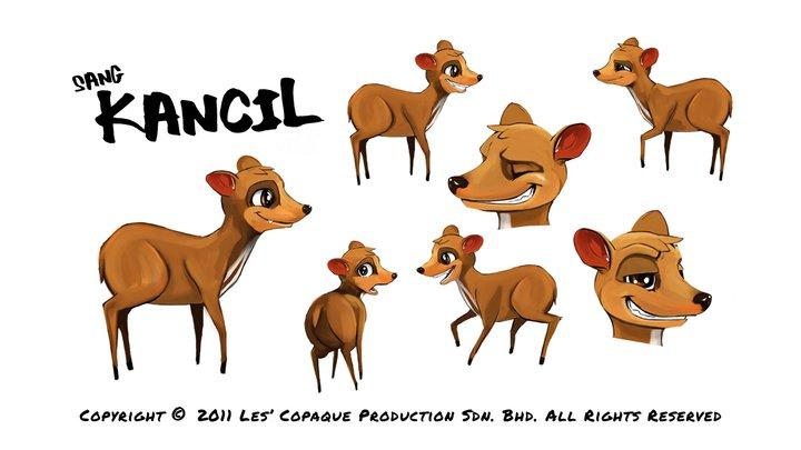 kartun animasi terbaru dari les copaque quot pada zaman dahulu