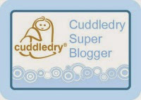 We are Cuddledry Super Blogger