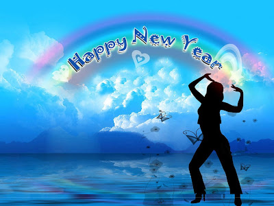 new year wallpaper 2012