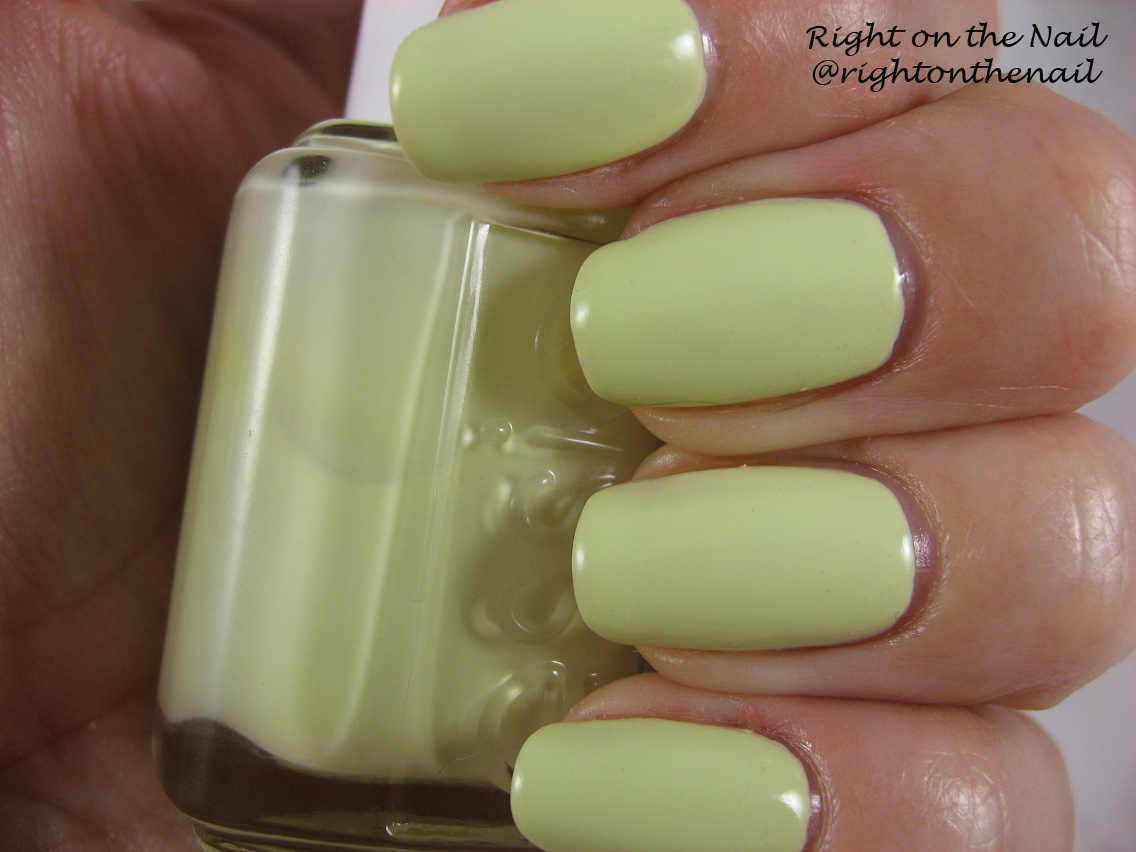 Right on the Nail: Right on the Nail ~ Essie Summer 2015 Peach Side ...
